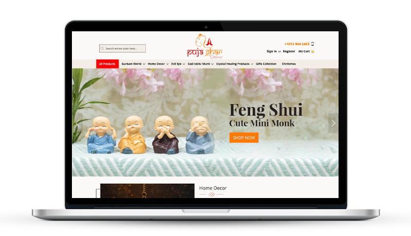 Pujaghar Online